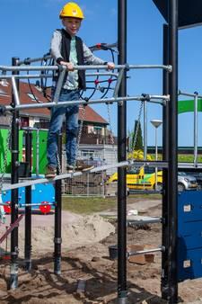 Jaylen ontwerpt eigen speeltuin voor al zijn buurtgenoten