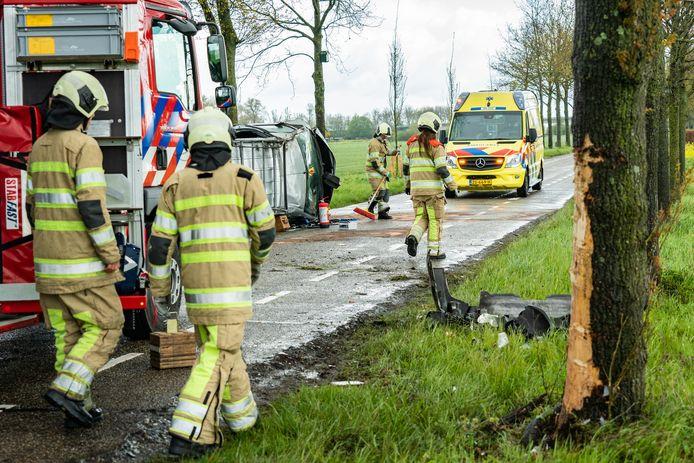 Ongeval Schalkwijk