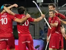 Pour leurs retrouvailles avec leur public, les Red Lions écrasent l'Allemagne