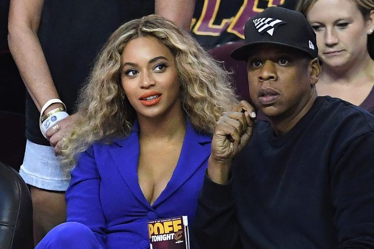 Leon de Winter ging los op Jay Z en Beyoncé - die daar, jammer Leon, niet op hebben gereageerd Beeld anp