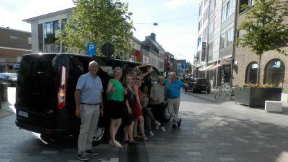 Bus brengt je gratis naar centrum en Singel