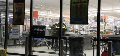 Overval op Lidl in Cuijk: twee jongens (13 en 16) opgepakt