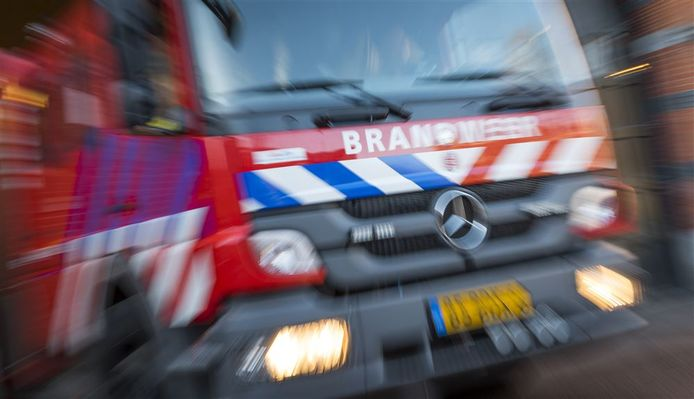 Ook de brandweer was amper bereikbaar.