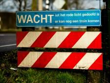 Goederentrein botst op tankwagen in Europoort