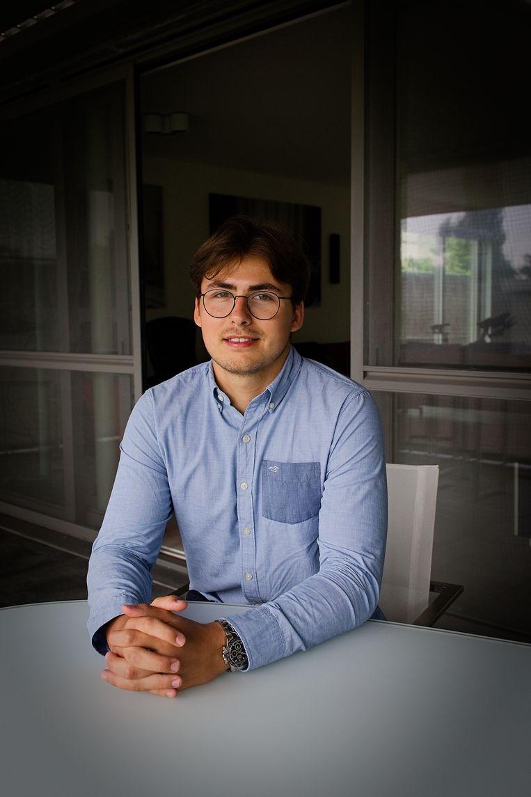 Jason De Bosschere-Demeijer Beeld ID/ Sander Buyck