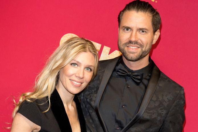 Simon Keizer en zijn vrouw Annemarie.