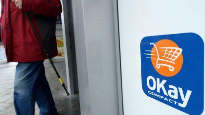 Roemenen die 40 keer stalen bij Okay krijgen tot 37 maanden cel