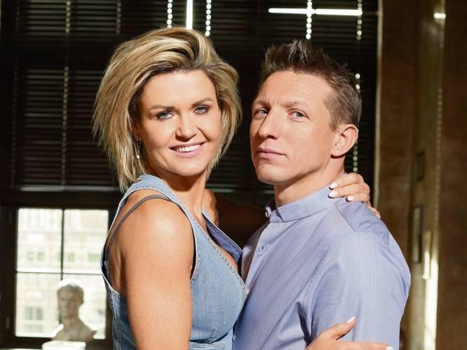 """Wesley Sonck (42) en vriendin Virginie Van Mol (43) over de liefde: """"Als twintigers zouden we nooit voor elkaar gevallen zijn"""""""