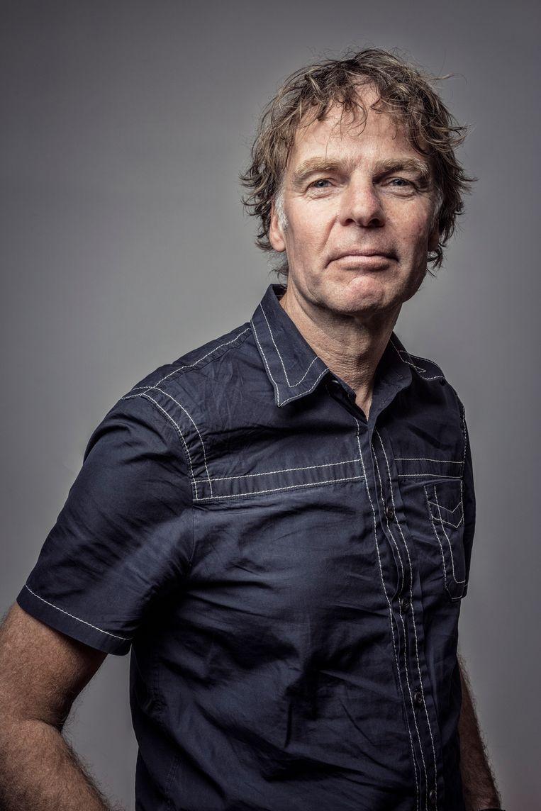 Winy Maas is een Nederlands architect, landschapsarchitect, hoogleraar en urbanist verbonden aan de TU Delft. Beeld Martin Dijkstra/Lumen