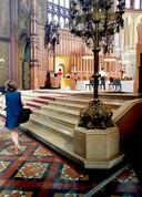 Het horecagedeelte in de kerk