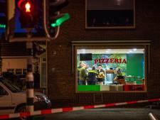 Twee mannen aangehouden na vechtpartij en mogelijke schoten bij pizzeria in Elburg