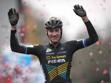 Aerts wint Druivencross, Brand sterkste bij vrouwen