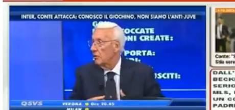 Opnieuw racisme in Italië: 'Enige manier om Lukaku te stoppen is hem tien bananen geven'