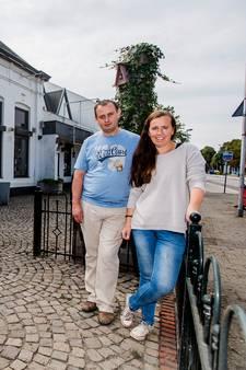 Gert-Jan en Jorine van Rooij druk bezig in De Ster Nieuwkuijk: 'We willen een blijvertje zijn'