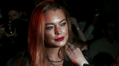 Lindsay Lohan vangt bot in GTA-zaak