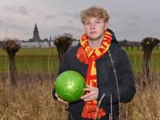 Greven gaat maatje Huber achterna, van FC Zutphen naar CSV Apeldoorn