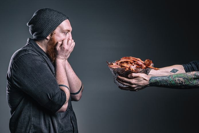 Verlangen naar vlees: vegetariër blijven is lastig, weet Jonathan Safran Foer. Foto ter illustratie.