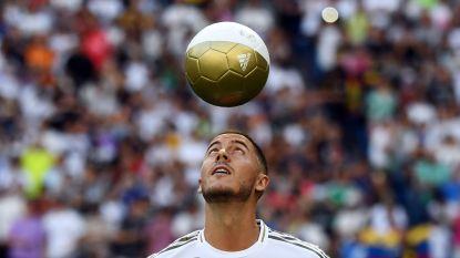 Het WhatsApp-berichtje waarmee Eden Hazard afscheid nam van zijn maats bij Chelsea