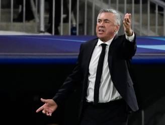 """Real-coach Ancelotti niet te spreken over Belgische refs: """"Eerste keer dat zo'n jong iemand me zo respectloos behandelt"""""""