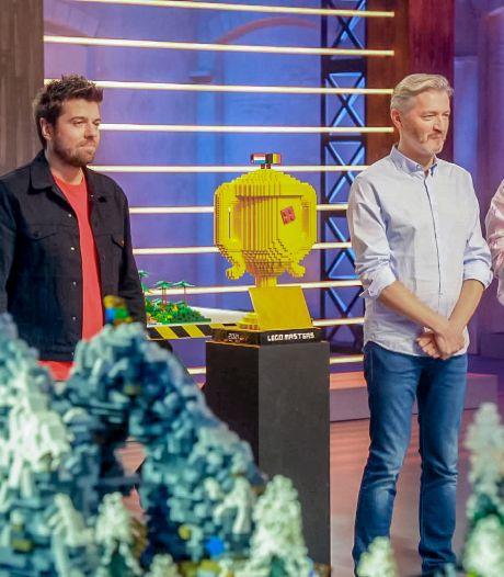 Dit zijn de verrassende winnaars van Lego Masters: 'We voelden ons geen topbouwers'