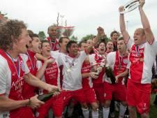 IJsselmeervogels pakte op 28 mei 2011 laatste landstitel bij de amateurs: 'We waren onaantastbaar'