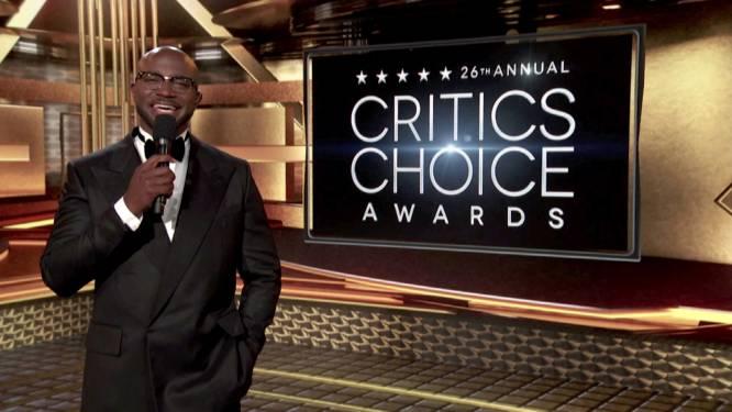 Tranen van vreugde en een Chinese vrouw schrijft geschiedenis: dit waren de Critics Choice Awards