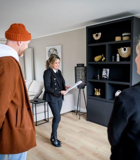 Oververhitte woningmarkt in Almelo: 45 gegadigden voor tussenwoning aan De Gent
