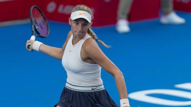 """Tennisster Dayana Yastremska (WTA 29) loopt tegen de dopinglamp: """"Er alles aan doen om mijn naam te zuiveren"""""""