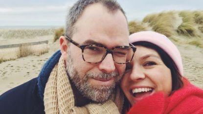 """Siska Schoeters en Tomas De Soete 10 jaar samen: """"Nog altijd de grappigste man... en ook de grootste zaag!"""""""
