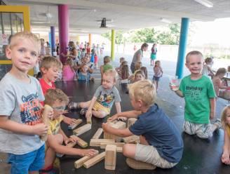Gemeentelijke basisschool De 'Weide' Wereld in Kruishoutem krijgt nieuwe klassen
