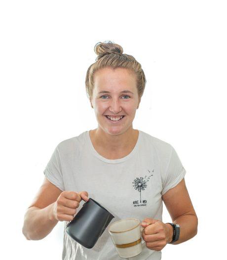 De tweede passie van Laura Smulders: 'Goede koffie is echt een ding in de fietswereld'