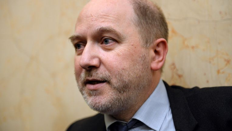 Denis Baupin. Beeld AFP