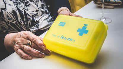 Izegem gaat gele brooddozen met medische noodinfo voor senioren kopen