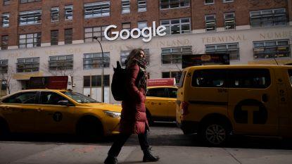Stevige winsttoename bij moederbedrijf Google