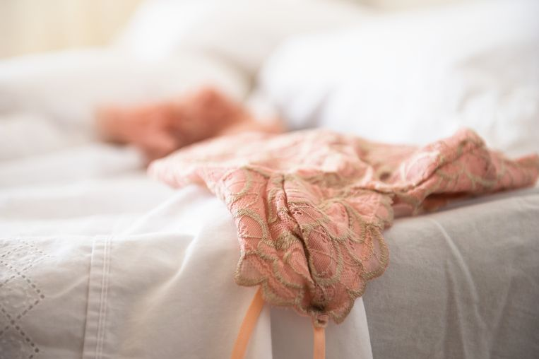 Lingerie bed Beeld Getty Images
