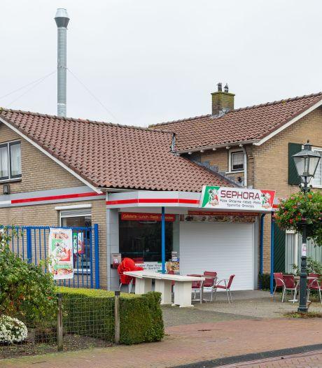 Restaurant Sephora, gemeente en buurt in Nieuwleusen nu in clinch over pizza- en shoarmageur: 'Een doordringende, vieze lucht'