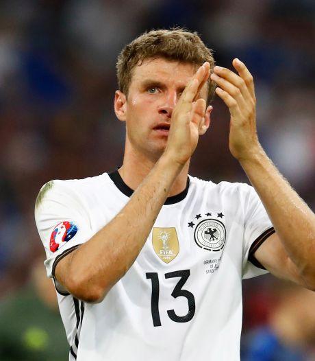 Haalt Löw speciaal voor EK routinier Thomas Müller weer terug?