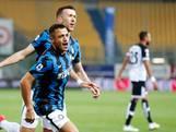 Inter zet in Parma volgende stap naar titel