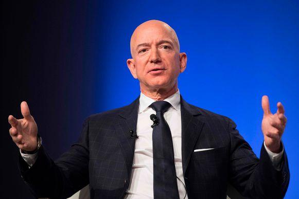 Amazon-topman Jeff Bezos.
