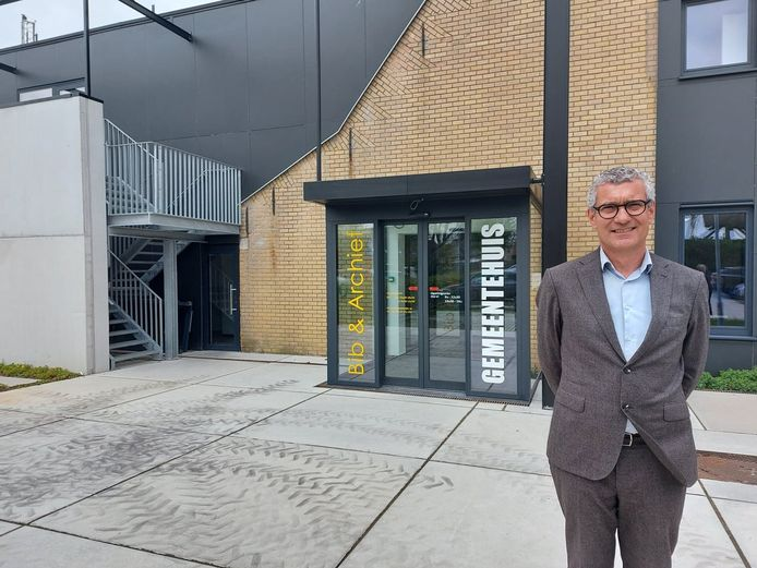 Stephan Mourisse (LVP), burgemeester Vleteren