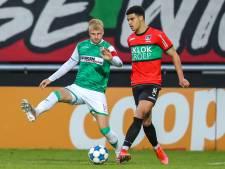 Samenvatting | NEC - FC Dordrecht