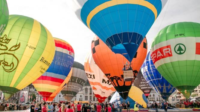 Bloemen, luchtballonnen en muziek: onze tips voor een leuk weekend in het Waasland en Dendermonde