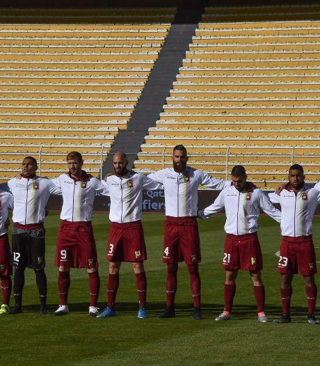 LIVE | Corona houdt Venezuelaanse selectie in wurggreep tijdens Copa América