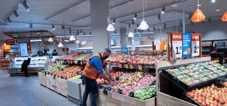Heropening Albert Heijn XL in Dukenburg: 'Je ziet dat het gloednieuw is'