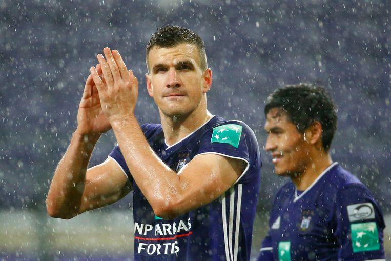 Ziet Anderlecht Santini nog vertrekken?