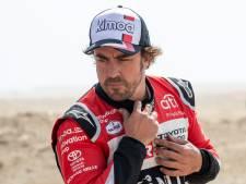 Zhou en Alonso doen test voor Renault in Formule 1