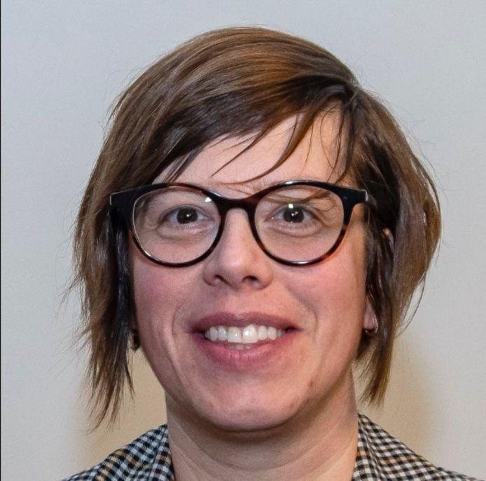 Sofie De Leeuw (N-VA) werd in oktober 2018 voor het eerst verkozen in Edegem en werd in januari 2019 voor het eerst schepen.