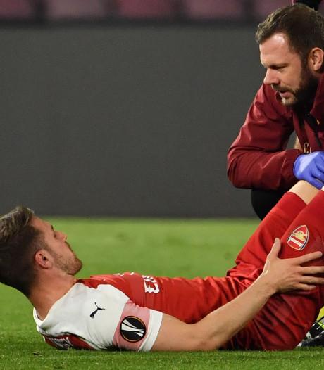 Emery vreest dat Ramsey niet meer voor Arsenal speelt