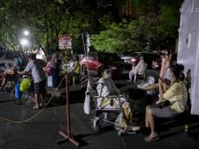 Le plus grand hôpital Covid des Philippines touché par un incendie, 500 patients évacués