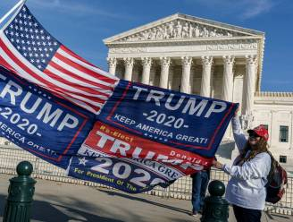 Trump voelt zich in de steek gelaten door Hooggerechtshof